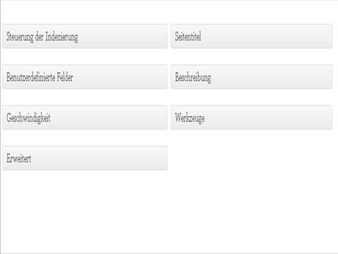 wordpress wpseo plugin uebersicht
