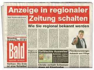 Annonce Zeitung