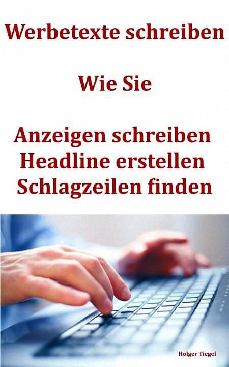 Anzeigen schreiben Schlagzeilen texten