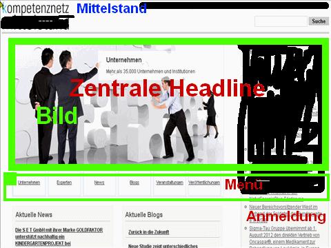 Headline Werbetext