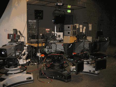 MDR Spitzen Kamera Technik
