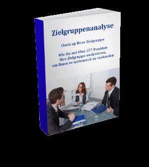 Zielgruppenanalyse kostenloser Report